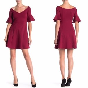 The Vanity Room Fit & Flare Dress